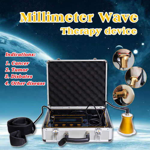Millimeter Wave Therapy Machine-Cancer Diabetes Healing